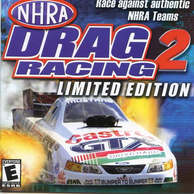 NHRA Drag Racing 2