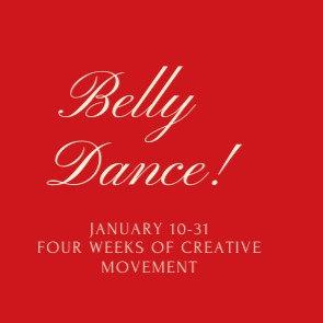 Online Belly Dance Class