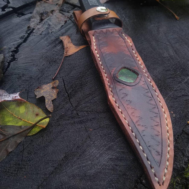 Inlay sheath