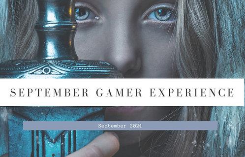 September Gamer Experience