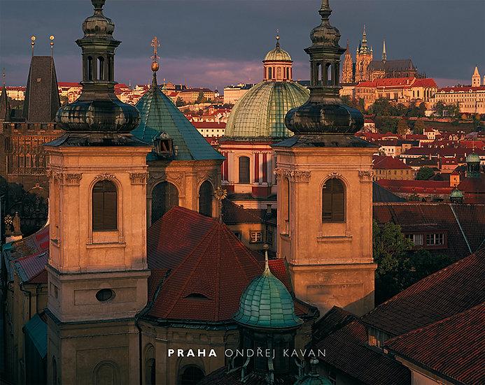 Kniha Praha