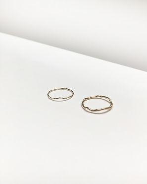 prstýnky, agata bielen, minimalistické šperky