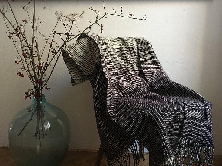Šála/pléd KS textile art