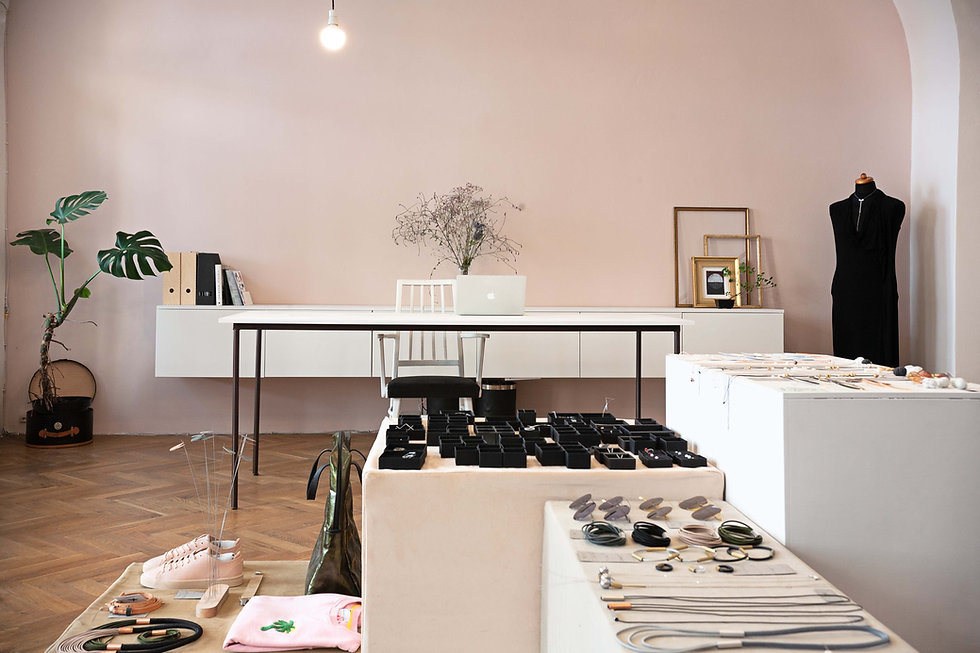 100CLASS concept store butik obchod