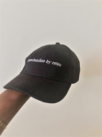 """""""merchandise by re teu"""" Cap"""