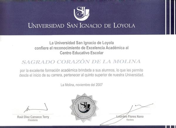 USIL 2007