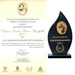 Premio Congreso de la República