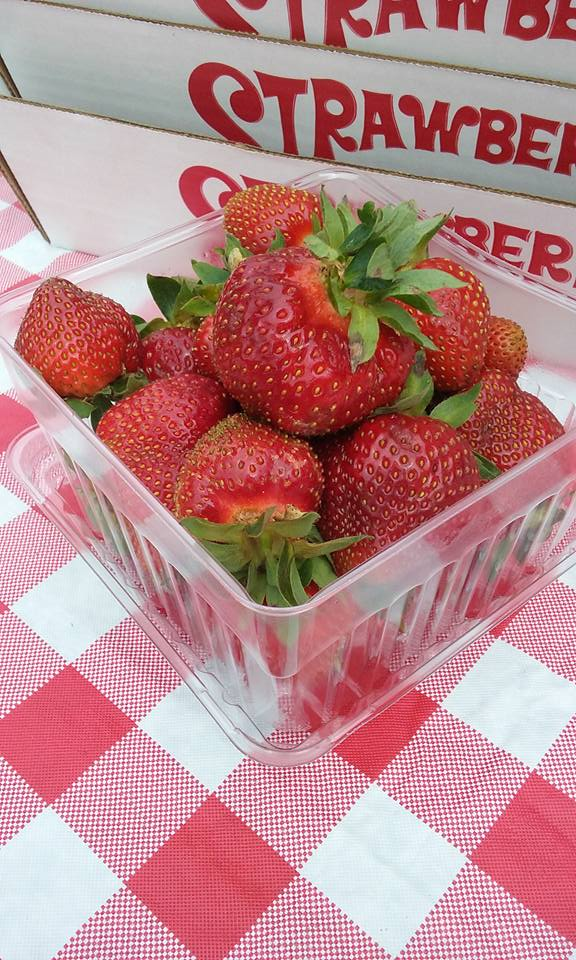 strawberry quart