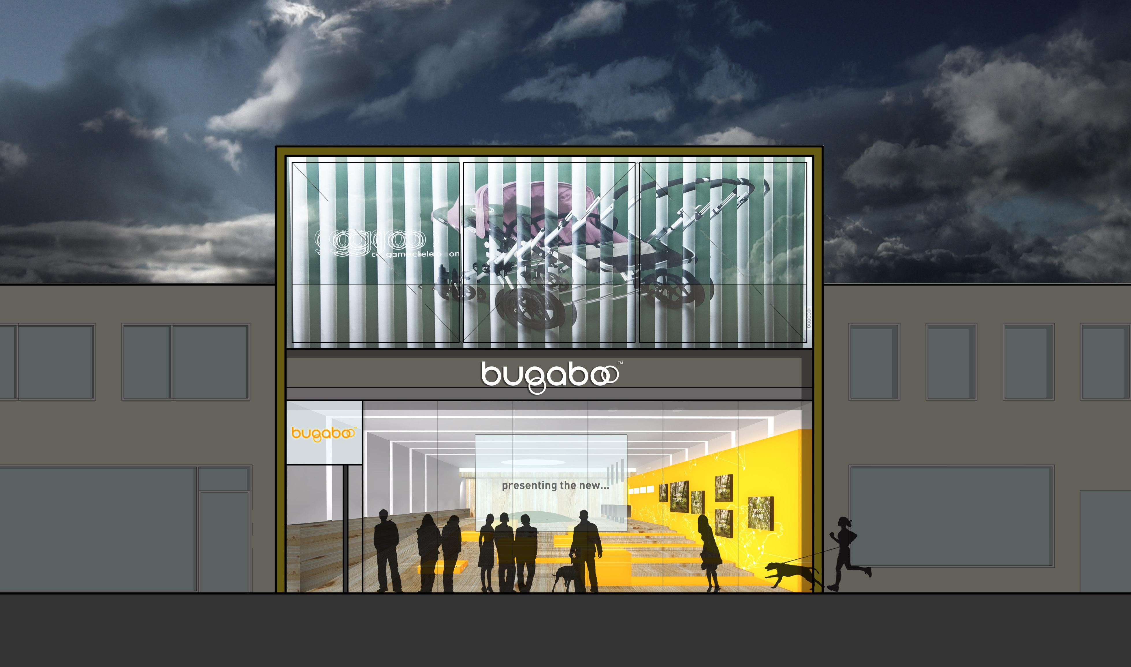 Bugaboo Concept Store 01