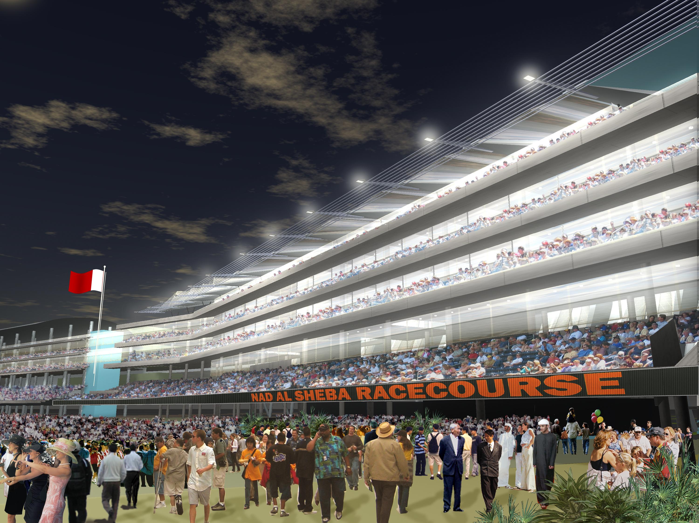 Dubai Racetrack 02