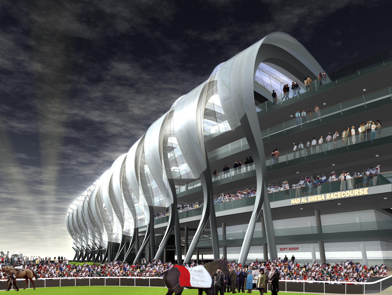 Dubai Racetrack 01