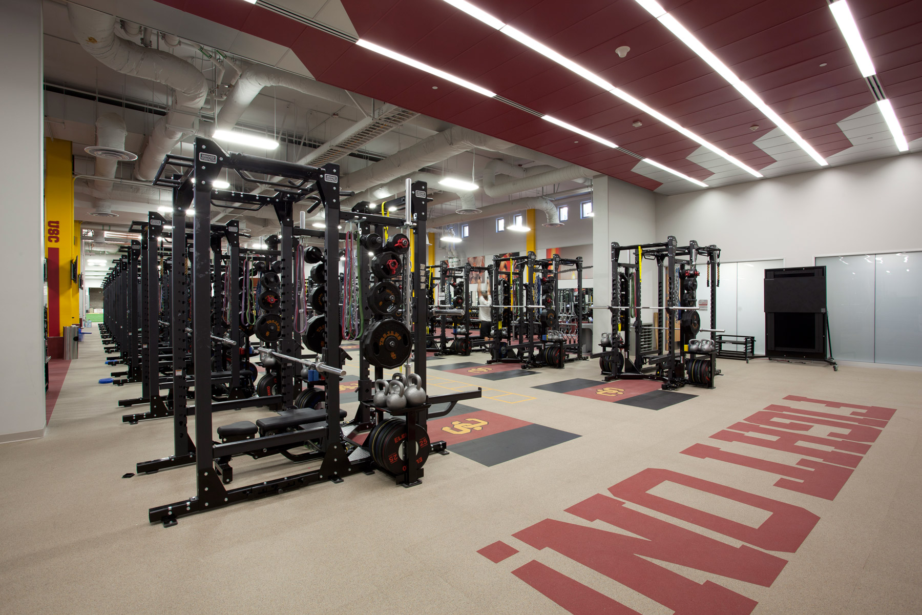 USC all sports building 08