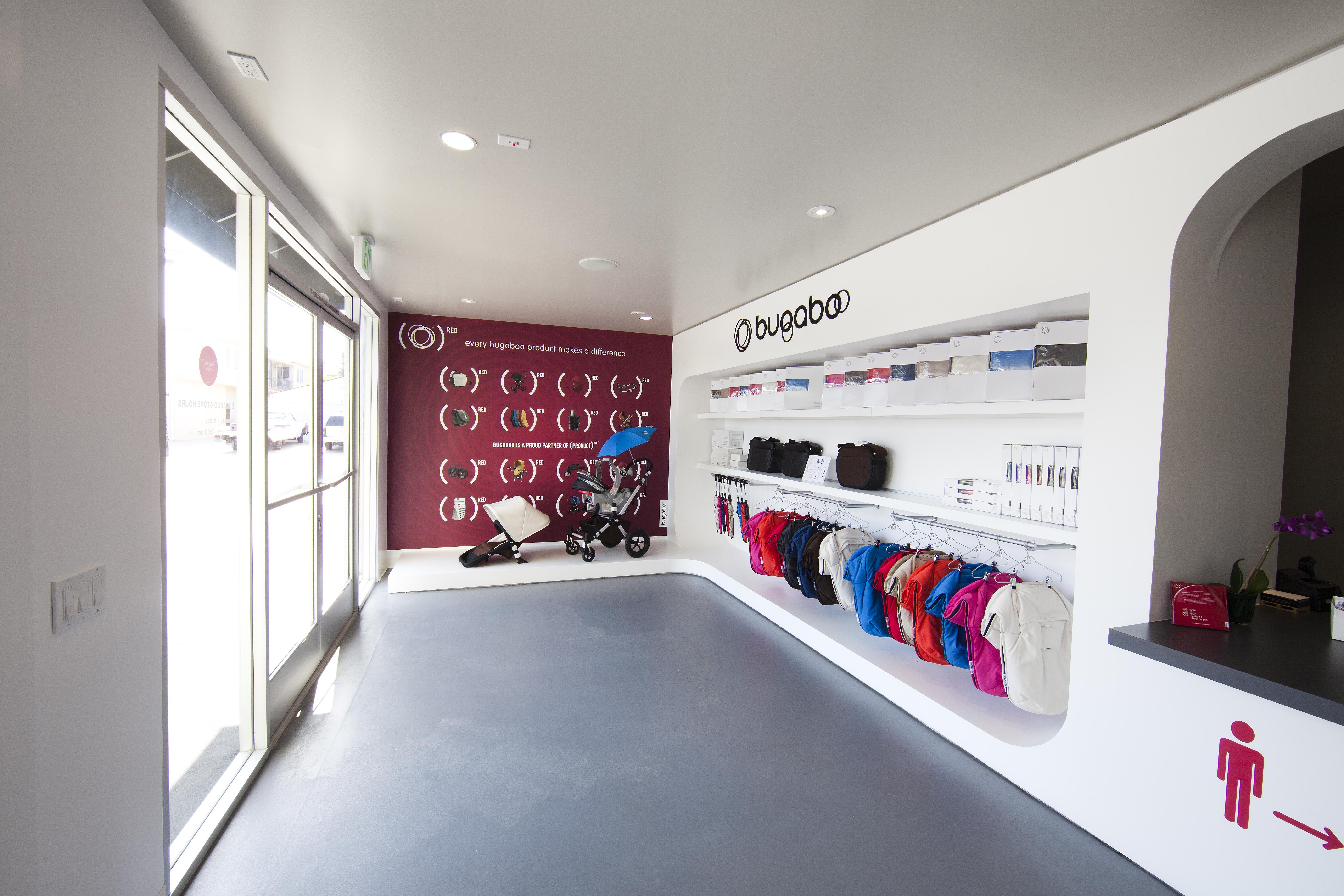 Bugaboo Concept Store 07