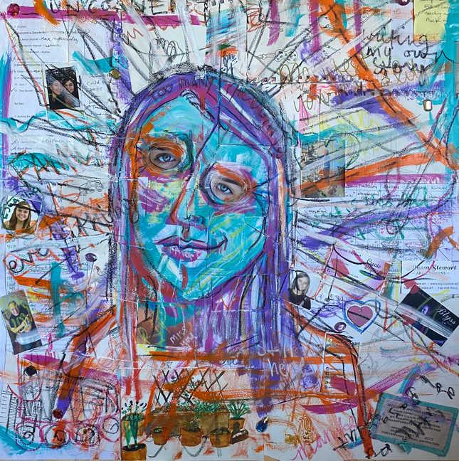 Basquiat-Inspired