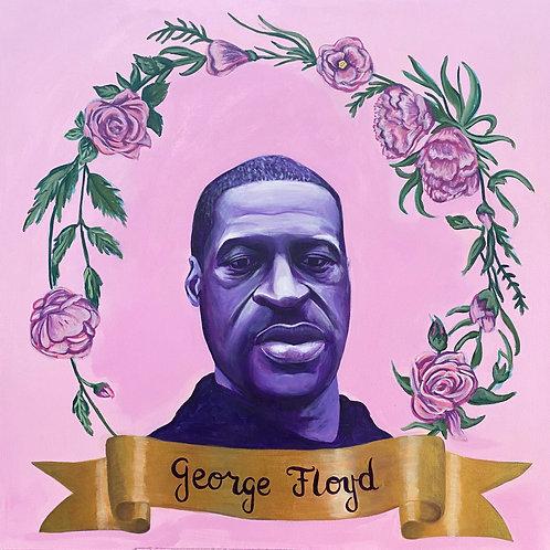 George Floyd Print