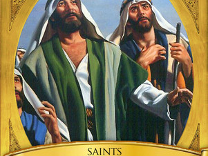 January 26: Saints Timothy and Titus, Bishops