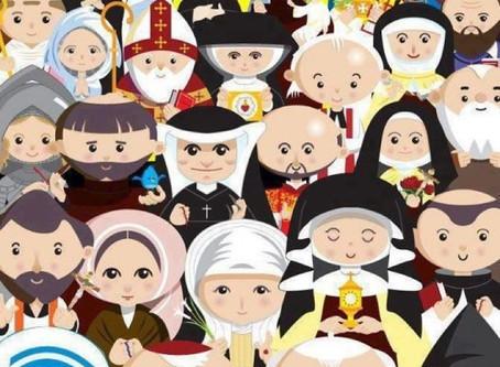 The Communion of Saints, by Paul Thigpen