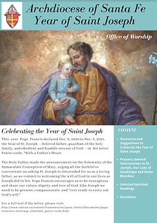 ASF CELEBRATING THE YEAR OF ST JOSEPH.JP