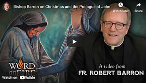 BISHOP BARRON ON THE PROLOGUE OF JOHN.JP