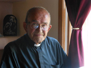 Beloved Priest of Chimayo at Heart of Community