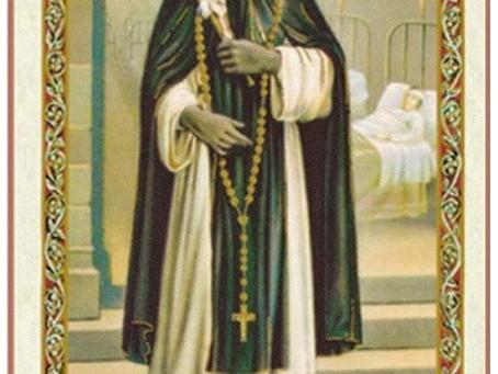 November 3: Saint Martin de Porres, Religious