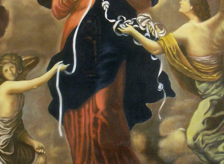 Mary, Undoer fo Knots