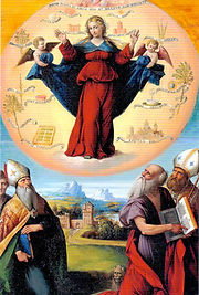 DECEMBER 8 IMMACULATE CONCEPTION