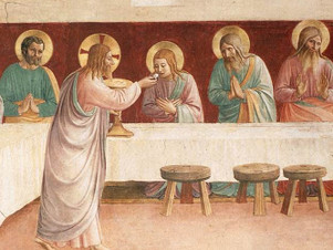 The Real Presence of Jesus in the Holy Eucharist