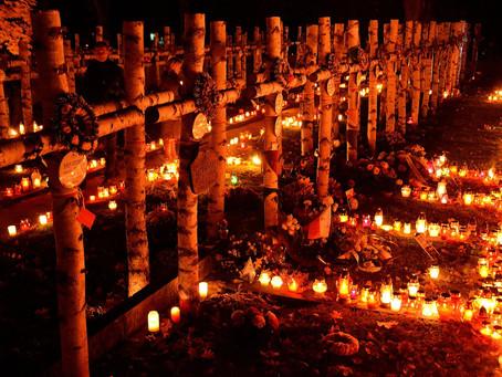 November: dedicated to the deceased