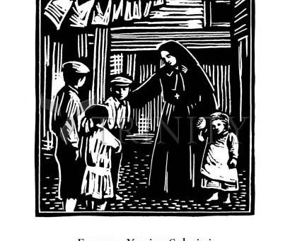 November 13: Saint Frances Xavier Cabrini