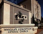IMMACULATE CONCEPTION CHURCH, ALBUQUERQU