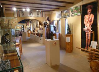 El Rincon de Don Bernardo Abeyta Welcome Center