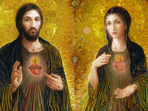 A Little-Known Secret Fulton Sheen Introduced Me to About the Sacred and Immaculate Hearts