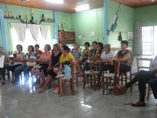 """Ações do Projeto """"As ervas do sítio: cultura popular, saúde e práticas de cura no oeste catarinense"""""""