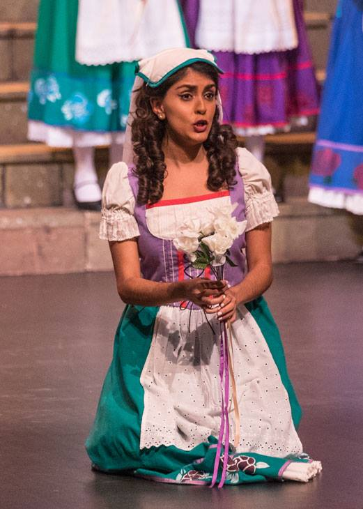 "Fiametta in ""The Gondoliers"", Lamplighters Music Theatre, 2018"