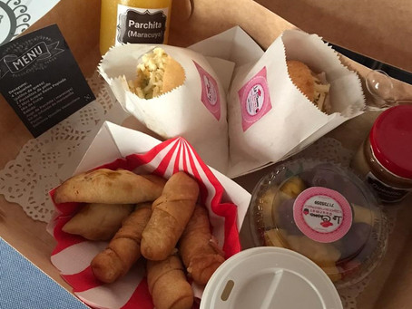 Sector privado participa de un desayuno en apoyo a las personas refugiadas