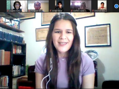 Segundo grupo de Inglés se graduó de forma virtual  en Fundación Mujer