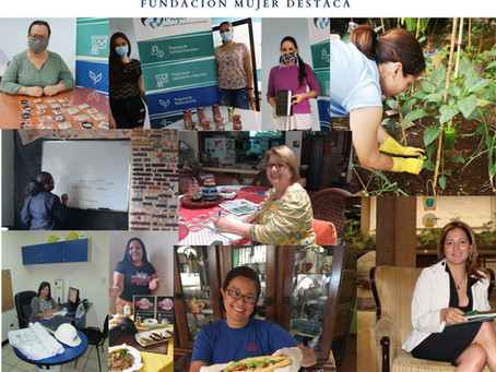 Fundación Mujer Destaca