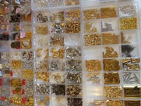 Apprêts pour la création de bijoux