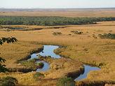 キラコタン岬より望む釧路湿原