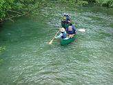 釧路川源流の流れ