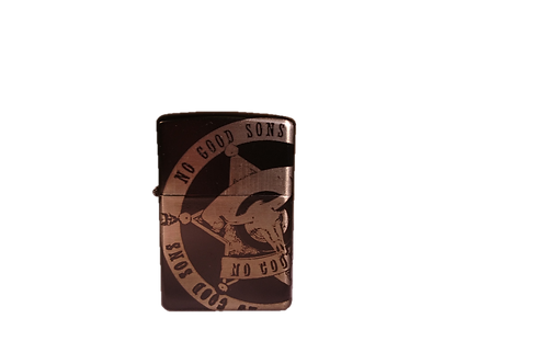 NGS Laser Etched Lighter