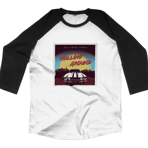 Rolling Around - Raglan Limited Edition T