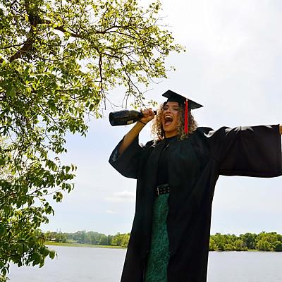 Adriana Graduation