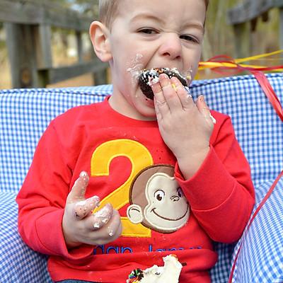Aidan's Second Birthday