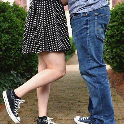 Brent & Allie Engagement