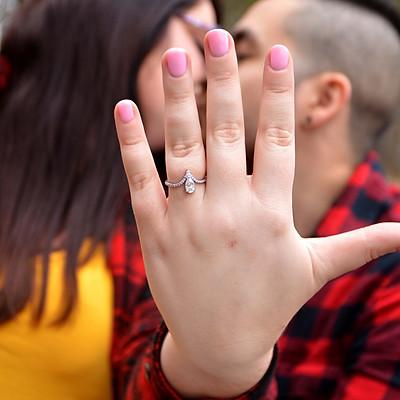 Michelle & Alex Engagement
