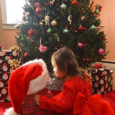 Aidan & Gia Christmas
