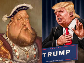Henry VIII, O.J. Simpson, Donald Trump and the Pathology of Privilege
