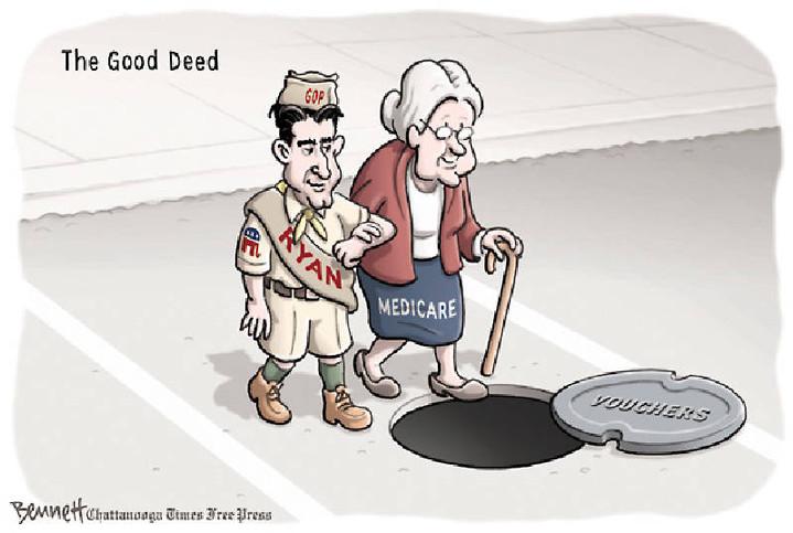 181. Paul Ryan's legacy is WEAKNESS